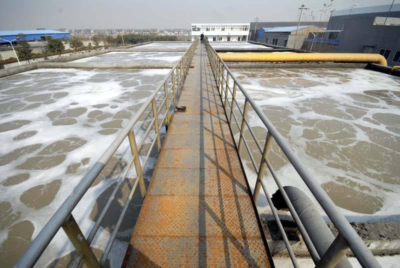 惠州某印染废水处理工程