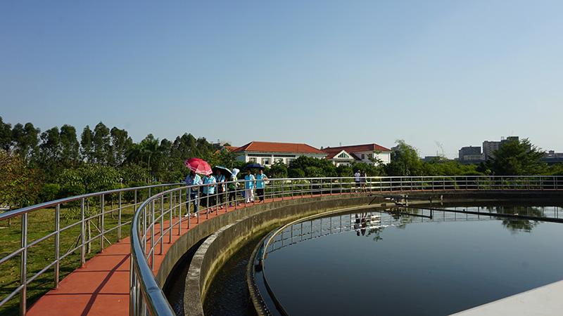 污水处理厂升级改造